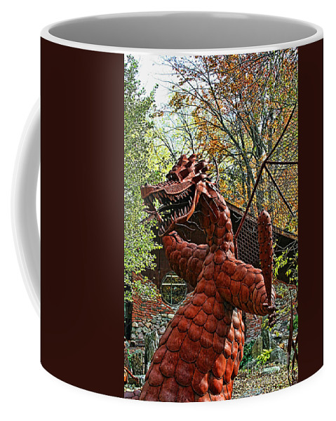Jurustic Park Coffee Mug featuring the photograph Jurustic Park - 3 by Tommy Anderson