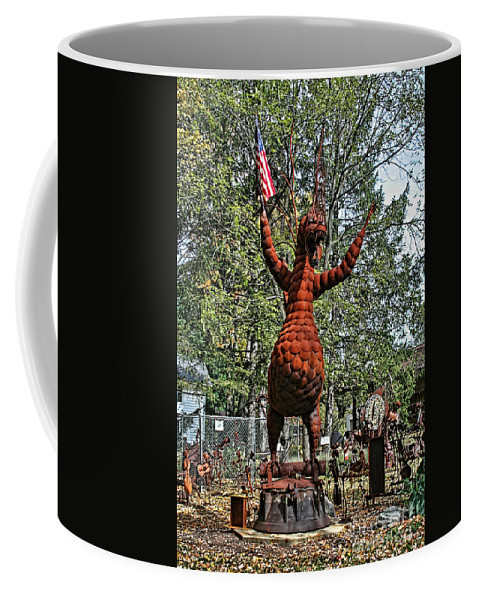 Jurustic Park Coffee Mug featuring the photograph Jurustic Park - 4 by Tommy Anderson