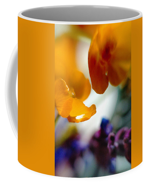 Flowers Coffee Mug featuring the photograph Just As It Is... by Arthur Miller