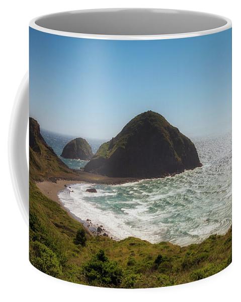 Kauai Coffee Mug featuring the photograph Just Coasting by Jason Dodd