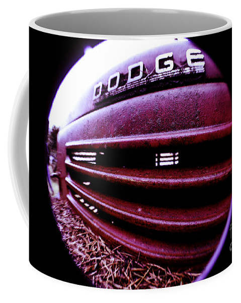 Art Coffee Mug featuring the photograph Just Venting by Clayton Bruster