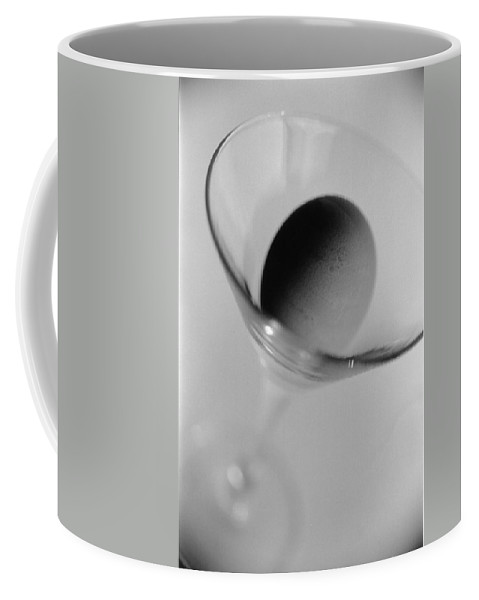 Martini Coffee Mug featuring the photograph Juxtapose by Jeffery Ball