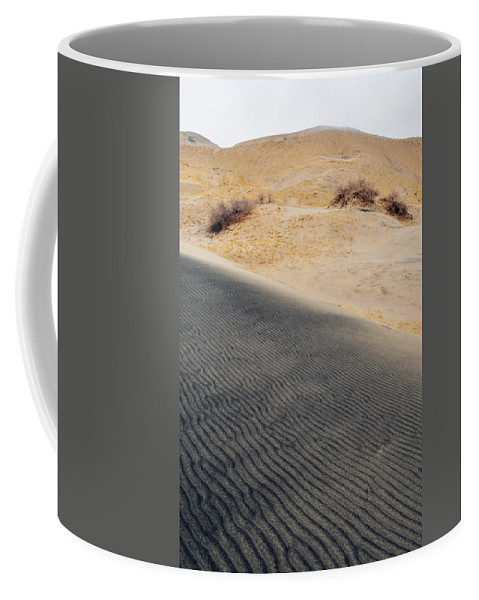 Kelso Dunes Coffee Mug featuring the photograph Kelso Dunes Portrait by Kyle Hanson