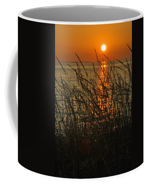 Photography Coffee Mug featuring the photograph Key West Sunset by Susanne Van Hulst