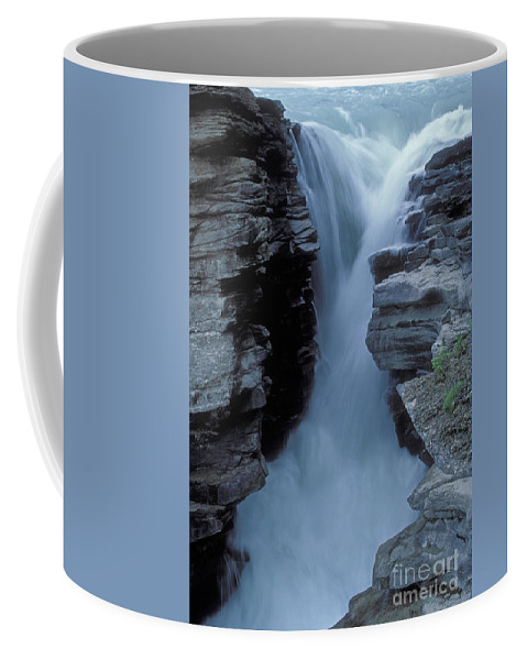 Kicking Horse River Coffee Mug featuring the photograph Kicking Horse River by Sandra Bronstein