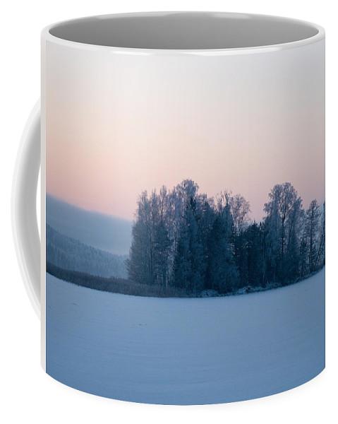 Lehtokukka Coffee Mug featuring the photograph Kulovesi by Jouko Lehto