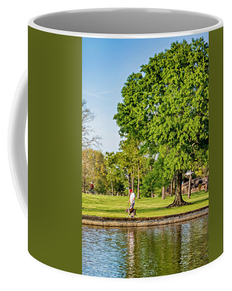Lafreniere Park Coffee Mug featuring the photograph Lafreniere Park 2 by Steve Harrington