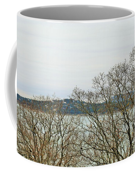 Coffee Mug featuring the photograph Lake021 by Jeff Downs
