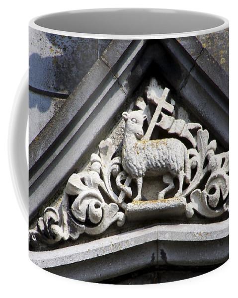 Ireland Coffee Mug featuring the photograph Lamb Of God by Teresa Mucha