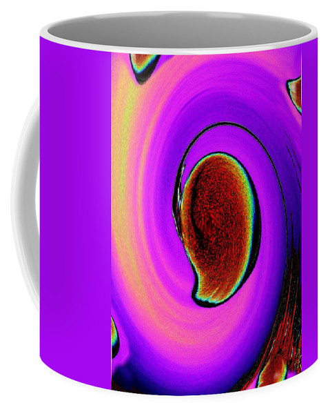 Lamp Coffee Mug featuring the photograph Lamp 2 by Tim Allen