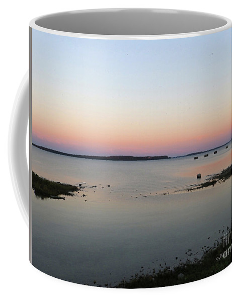 Sunrise Coffee Mug featuring the photograph Landscapes L90 by Monica C Stovall