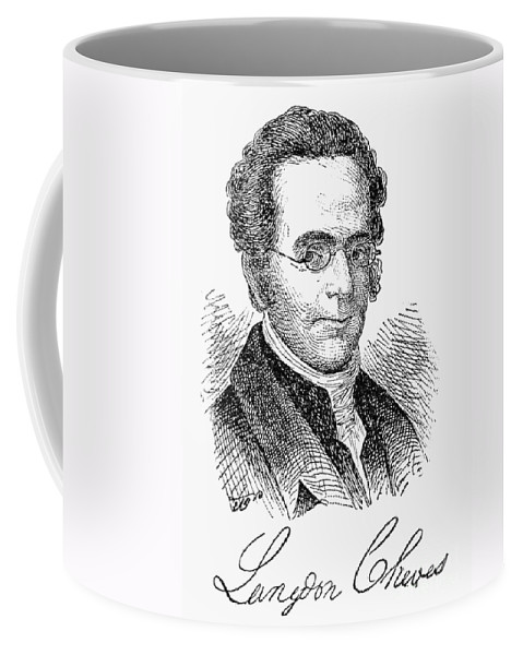 19th Century Coffee Mug featuring the photograph Langdon Cheves (1776-1857) by Granger