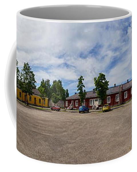 Finland Coffee Mug featuring the photograph Lappeenranta Fortress by Jouko Lehto