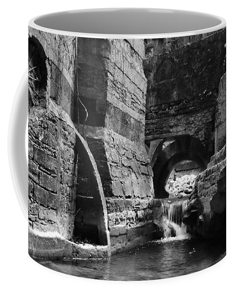 Skip Hunt Coffee Mug featuring the photograph Las Pozas 1 by Skip Hunt