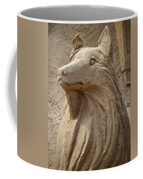 Finland Coffee Mug featuring the photograph Lassie by Jouko Lehto