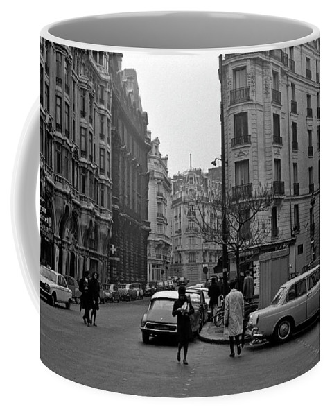 France Coffee Mug featuring the photograph Latin Quarter Paris 3 by Lee Santa