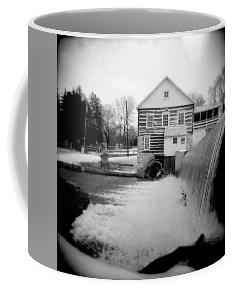 Photograph Coffee Mug featuring the photograph Laughlin Mill by Jean Macaluso
