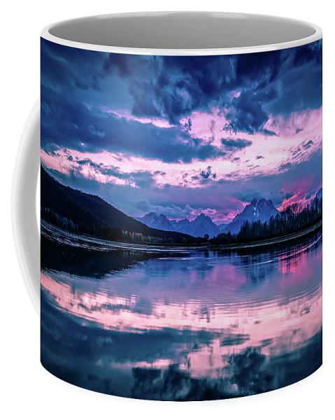 Landscape Coffee Mug featuring the photograph Lava by Jason Dodd