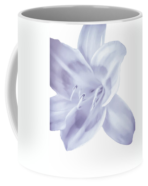 Lavender Coffee Mug featuring the photograph Lavender Tropic by Heather Joyce Morrill