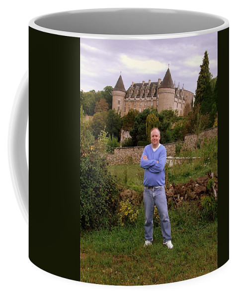 France Coffee Mug featuring the photograph Le Comte De St Simon by Rusty Gladdish