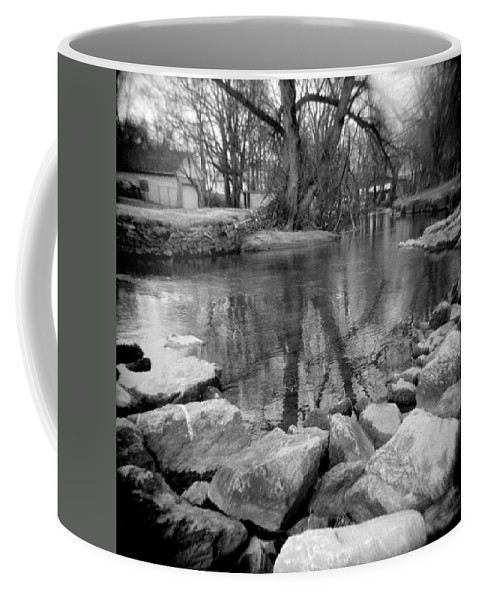 Photograph Coffee Mug featuring the photograph Le Tort Reflection by Jean Macaluso