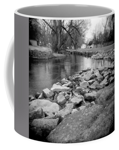 Photograph Coffee Mug featuring the photograph Le Tort Spring Run by Jean Macaluso