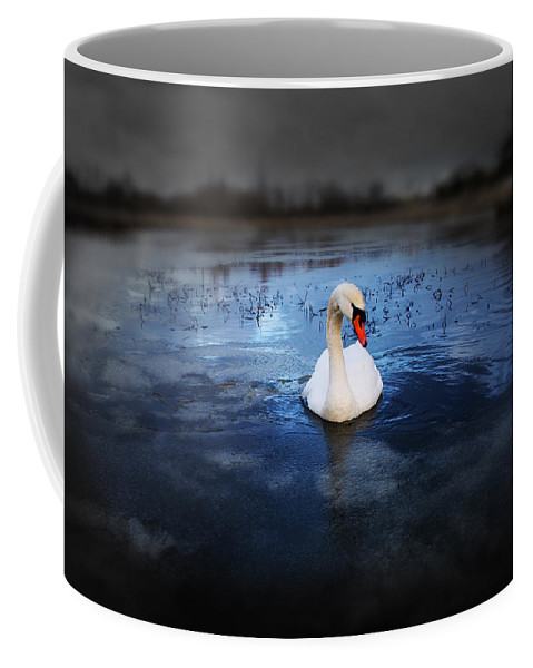 Adorable Coffee Mug featuring the photograph Left Behind by Svetlana Sewell