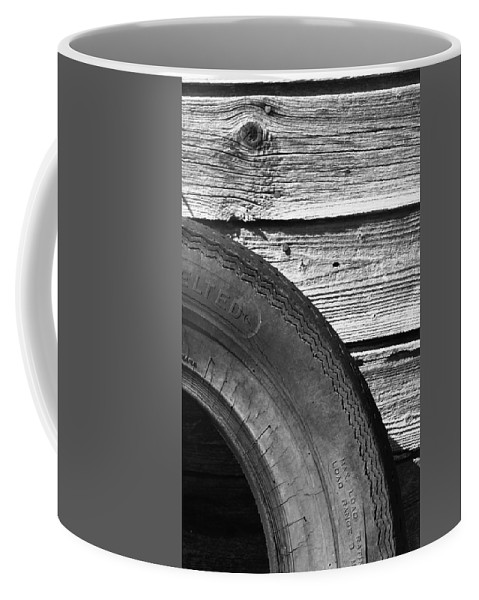 Landscapes Coffee Mug featuring the photograph Left Panels by The Artist Project