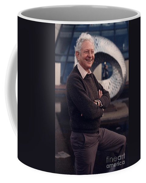 Science Coffee Mug featuring the photograph Leon Lederman, American Physicist by Science Source