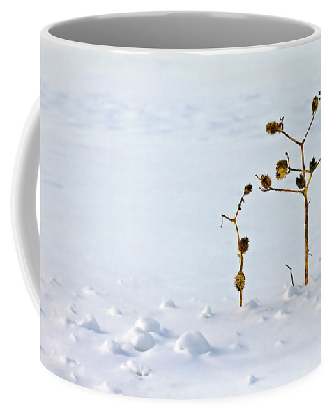 Blur Coffee Mug featuring the photograph Let's Stick Together by Evelina Kremsdorf