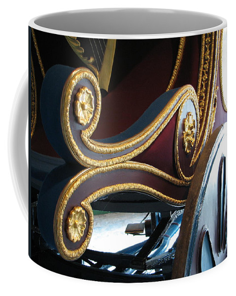 O'connell Coffee Mug featuring the photograph Liberator by Kelly Mezzapelle