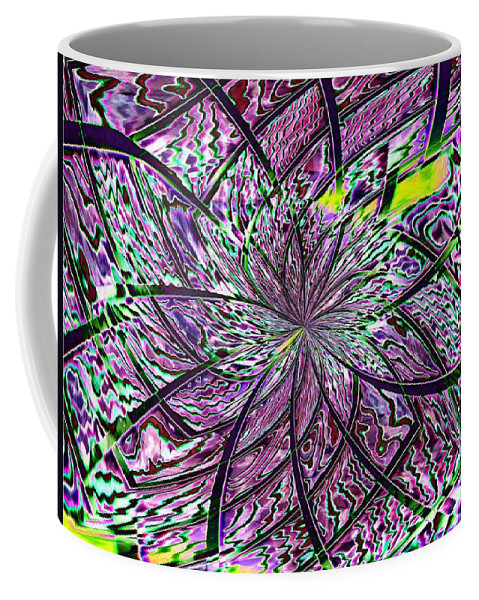 Library Coffee Mug featuring the photograph Library Abstract 2 by Tim Allen