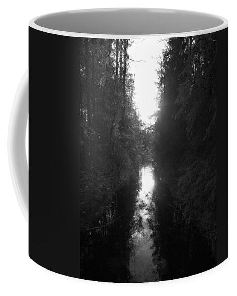 Lehtokukka Coffee Mug featuring the photograph Liesijoki 2 by Jouko Lehto