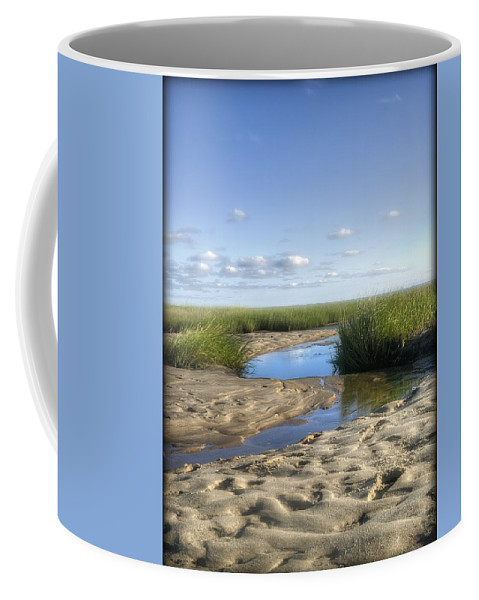 Lieutenant. Island Coffee Mug featuring the photograph Lieutenant Island No.1 by Tammy Wetzel
