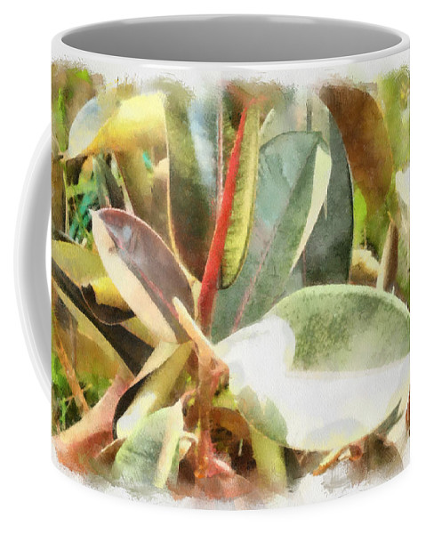 Life Coffee Mug featuring the photograph Life Anew by Paulette B Wright