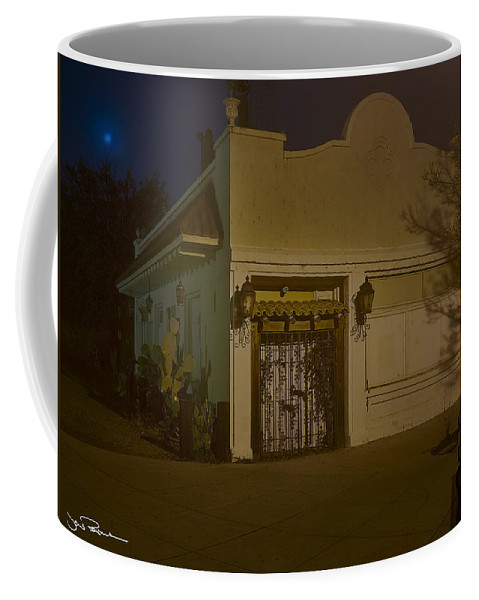 Bare Coffee Mug featuring the photograph Life Goes On by Jens Peermann