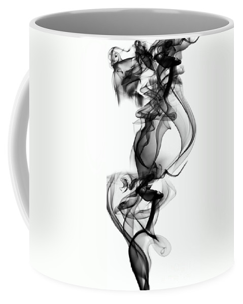 Clay Coffee Mug featuring the digital art Lift by Clayton Bruster