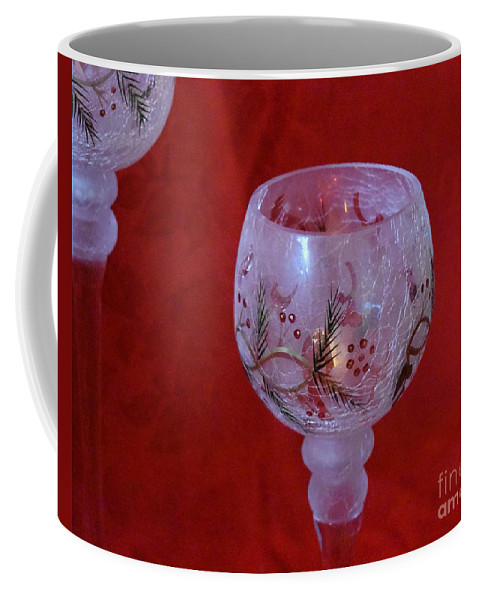 Light Coffee Mug featuring the photograph Light In The Midst by Christal Randolph