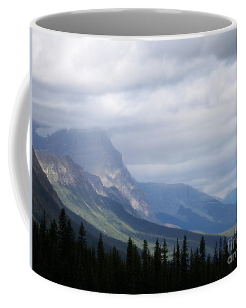 Scenic Coffee Mug featuring the photograph Light In The Valley by Greg Hammond