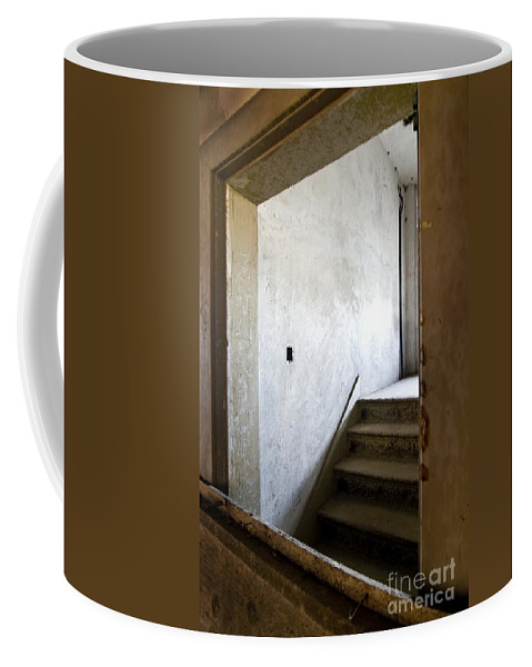 California History Coffee Mug featuring the photograph Light My Way by Norman Andrus
