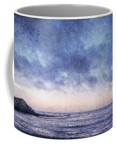 Lighthouse Coffee Mug featuring the photograph Light On The Water by Guy Crittenden