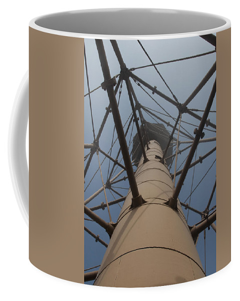 Marblehead Coffee Mug featuring the photograph Lighthouse Marblehead by Steven Natanson