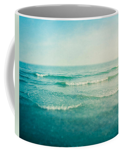 Ocean Coffee Mug featuring the photograph Like A Dream by Violet Gray