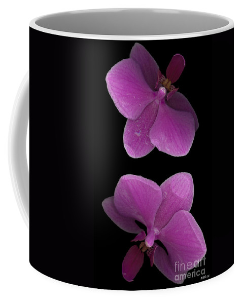 Limited Edition 1 Of 250 Coffee Mug featuring the photograph Liquid Vertical by Heather Kirk
