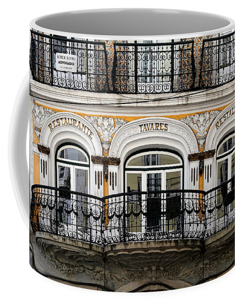 Lisbon Coffee Mug featuring the photograph Lisbon 16 by Andrew Fare