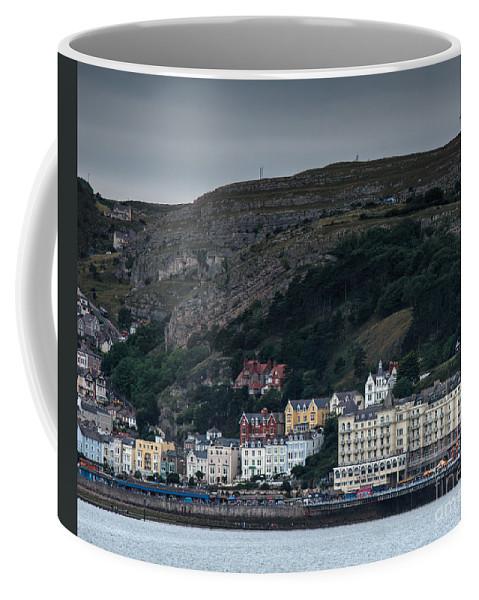 Amusements Coffee Mug featuring the photograph Llandudno by Mickey At Rawshutterbug
