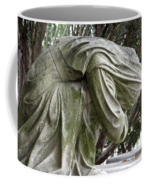Sad Coffee Mug featuring the photograph Loneliness by Jean Haynes