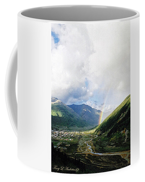 Longing Coffee Mug featuring the photograph Longing by Terry Anderson
