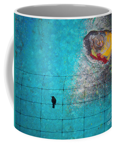 Wall Coffee Mug featuring the photograph Look The Other Way by Tara Turner
