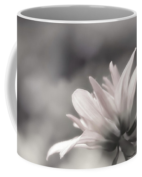 Black And White Coffee Mug featuring the photograph Look Toward The Shy 2 Of 3 by CT Decorative Photography